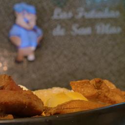Las Fritadas de San Blas