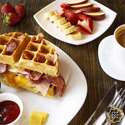 Don Waffle Sur