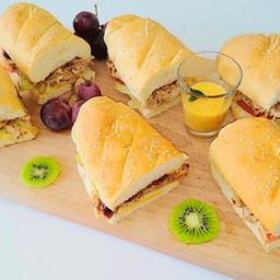 El Gran Sándwich D' Pernil