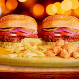 Dary Burger Foch