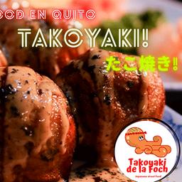 Takoyaki de La Foch