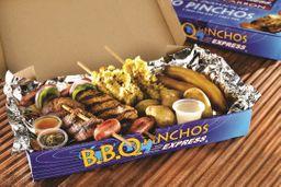 BBQ Pinchos Express