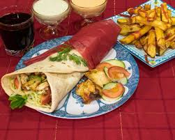 Mega Shawarma Tabbouleh
