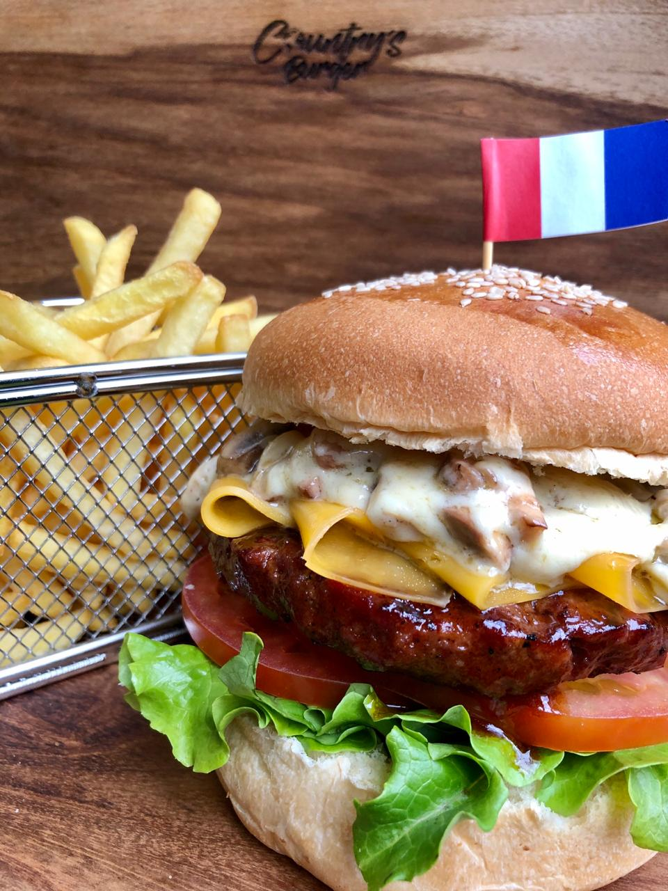 Countrys Burger