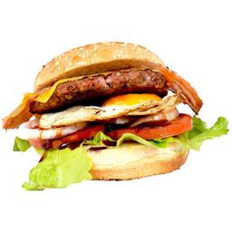 Las Poderosas Superhero Burgers
