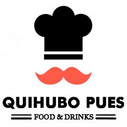 QUIHUBO PUES, Comida Tipica Colombiana