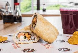 Roll Sushi Burrito